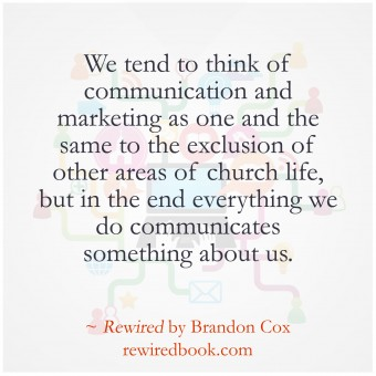 Four Questions for Better Communications In a Purpose Driven Church