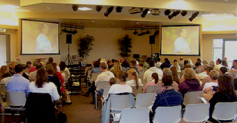 Four Types of Church Video Venues