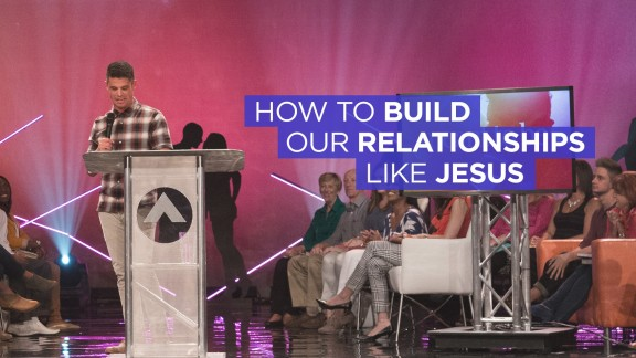 How to Build Our Relationships Like Jesus
