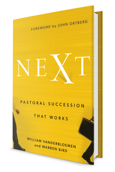 What Pastors Should Do Now to Create a Lasting Legacy