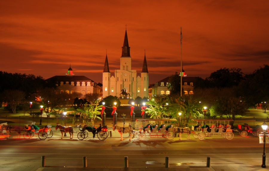 The Gathering: Coming to New Orleans Next Weekend
