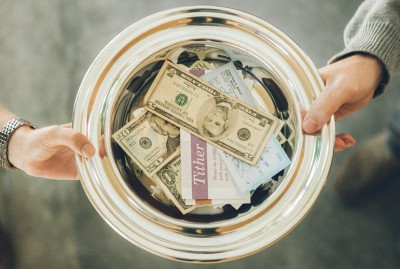 Pastors and Their Personal Stewardship of Giving
