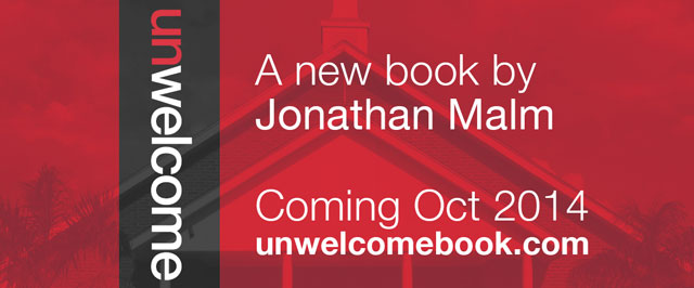 Welcome church visitors online: A new book by Jonathan Malm has helpful tips, coming Oct. 27