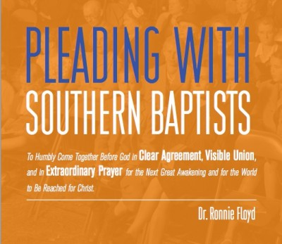 Free Ebook – Pleading with Southern Baptists to Pray for Great Awakening