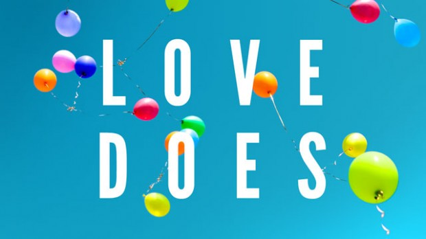 Love Does: Free Graphic Pacakage
