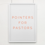 Pointers for Pastors: What Is a Purpose Driven Church?