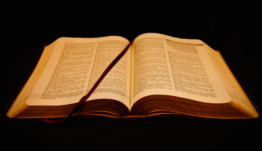 Think You Don't Have Time To Read The Bible? Think Again