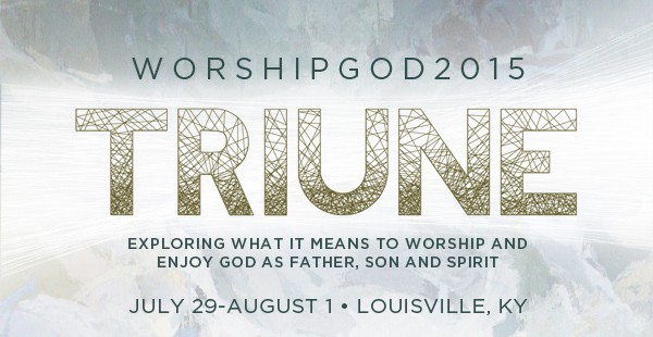 WorshipGod 2015: TRIUNE Registration Now Open!