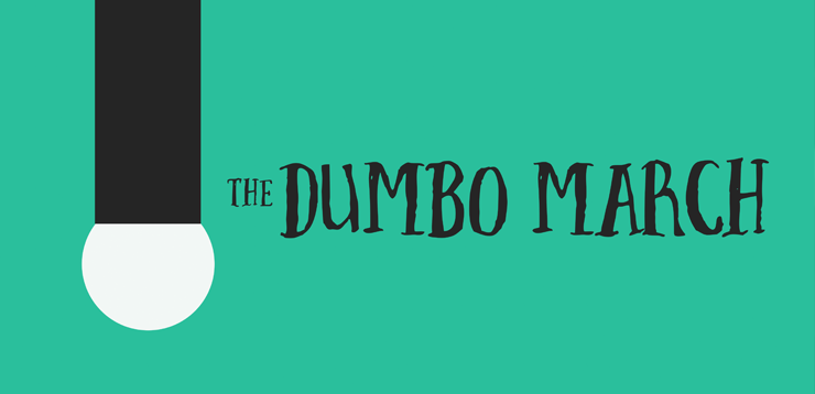 Youth Ministry Game – Dumbo March