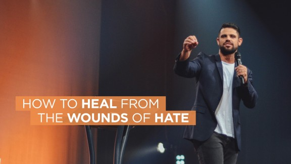 How to Heal From the Wounds of Hate