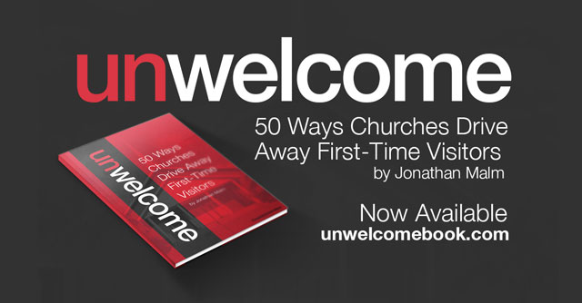 Church Visitor Horror Stories: Welcome Room