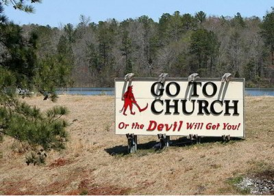 To Whom Exactly Is Your Church Advertising?