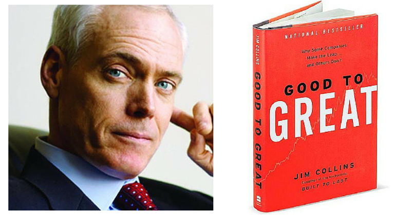 book report on good to great by jim collins Good to great by jim collins (analysis) free essay, term paper and book report the book good to great by jim collins taught me as much about being a successful.