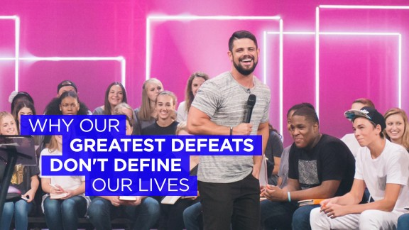 Why Our Greatest Defeats Don't Define Our Lives