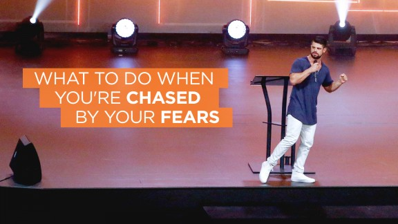 What To Do When You're Chased By Your Fears