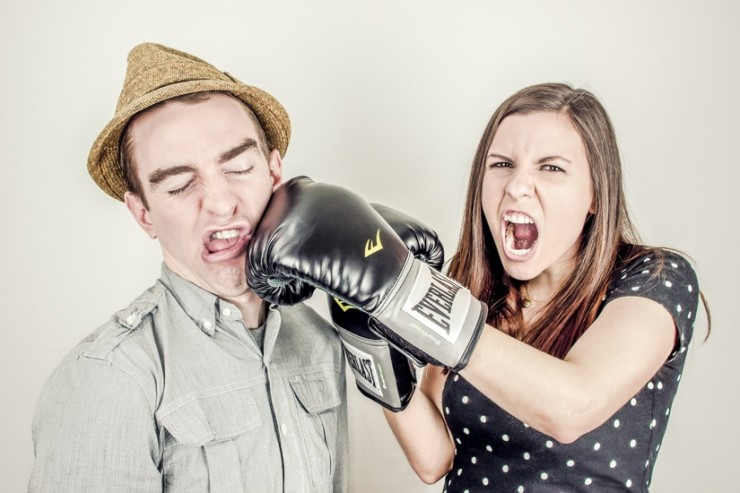 The Healthy Way to Handle Conflict