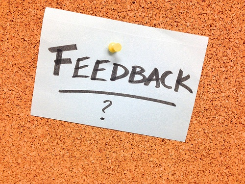 How To Process And Use Feedback