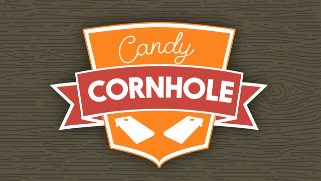 Candy Cornhole: Free Youth Group Game