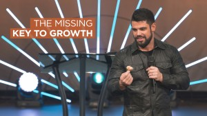 The Missing Key To Growth