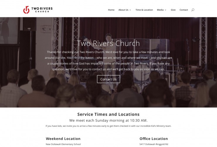 10 Common Mistakes Found On Church Websites