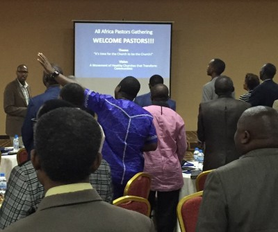 Pray for the All-Africa Pastors Gathering and Leadership Congress
