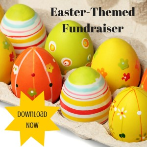 FREEBIE: Easter-themed Fundraiser