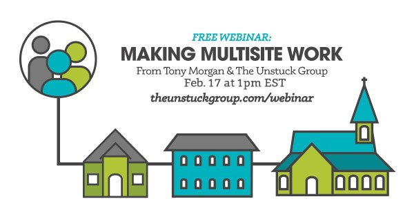 How to Make Multisite Work for Your Church
