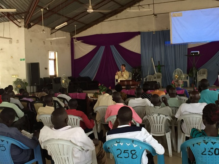 How a Multiplying Movement of Healthy Churches is Bringing Hope to South Sudan