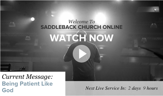 How Saddleback Online Has Started 1700 Small Groups in 4 Years