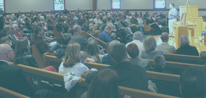 7 Reasons Why Large Churches Get Stuck