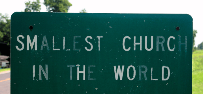 7 Reasons Why Small Churches Get Stuck