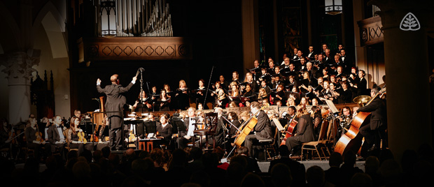 Glory to the Holy One Concert in Lancaster