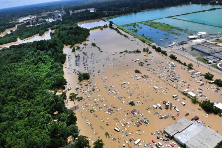 Pastors in Flooded Louisiana: Don't Forget To Care For Yourself, Too