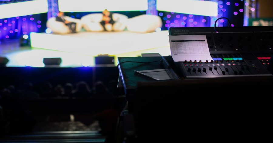 """""""Church in a Box"""" Sound Systems For Various Church Sizes"""