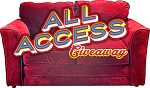 ALL-ACCESS Giveaway to SYMC Ends TOMORROW!