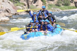 Why Noah's Ark Colorado Rafting & Adventure Park Rocks for Youth Groups