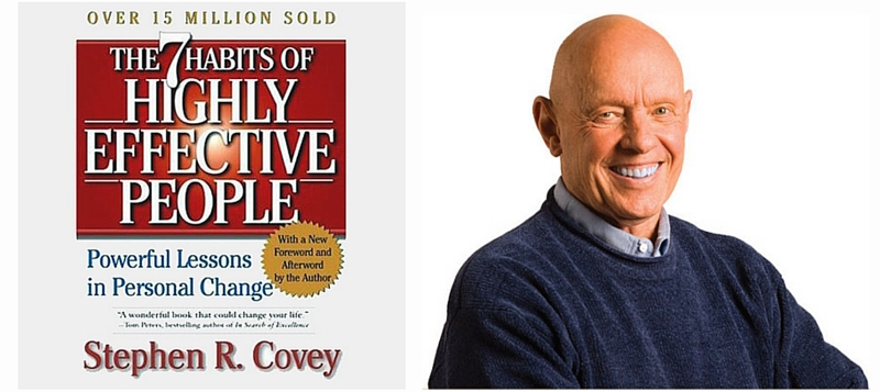 Stephen R. Covey On Beginning With The End In Mind