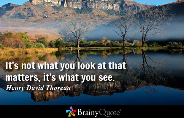 The View of Leadership- Why Leaders See Much More