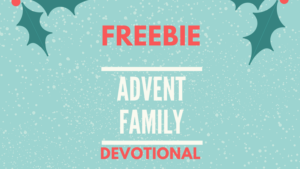 FREEBIE: Devotions to Share With Teenagers' Families