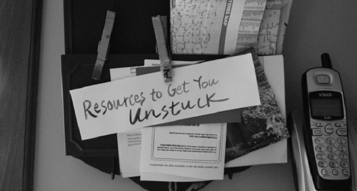 Resources to Get You Unstuck