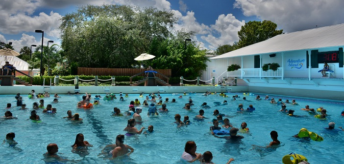 We Fixed the Overcrowding Problem at Our Neighborhood Pool