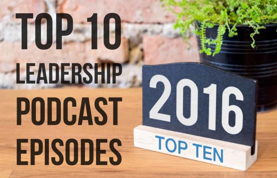Top 10 Podcast Episodes of 2016