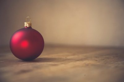 Living with Loneliness During the Holidays