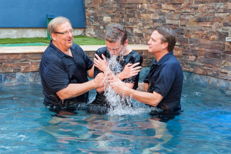 40 Ways to Increase Baptisms In the Next Year