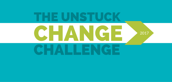 Inviting You to Take The Unstuck Change Challenge