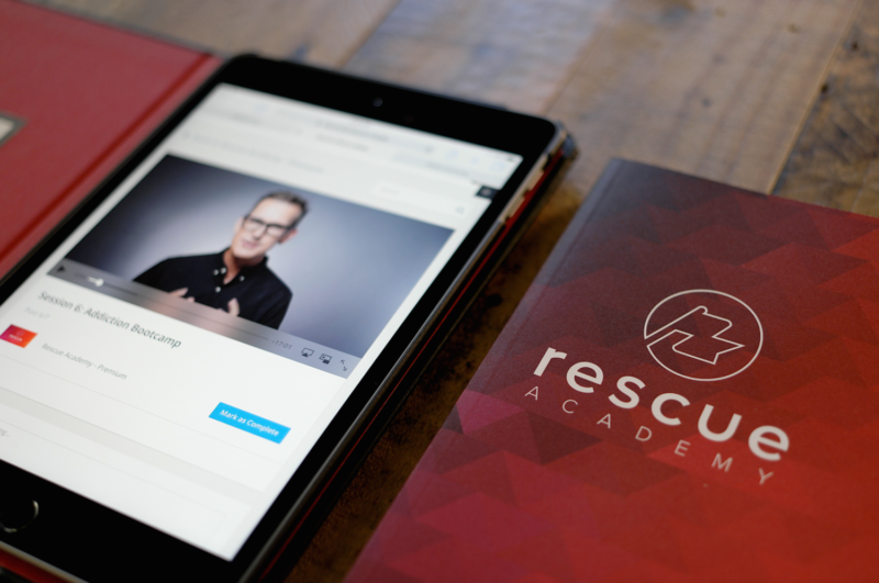 Don't Miss Rescue Academy (a New Resource from SecondChance.org)