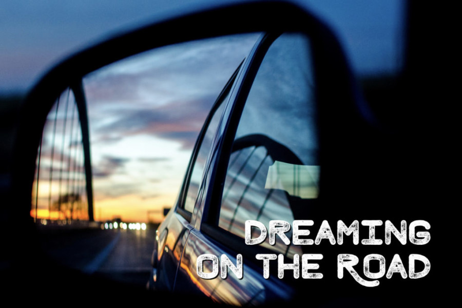 GUEST POST: Dreaming on the Road