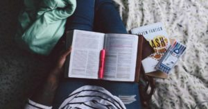 Invite Teenagers to Step Inside God's Word