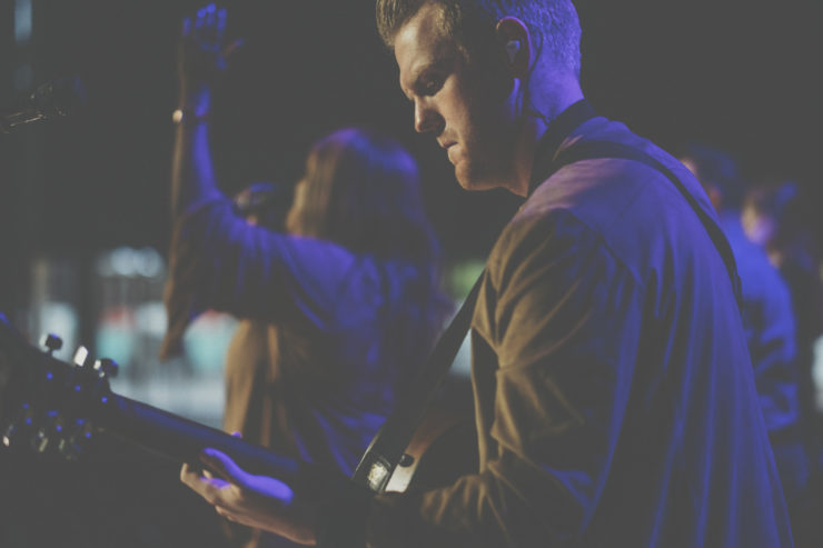 A Worship Leader's Thoughts: Simply Abiding