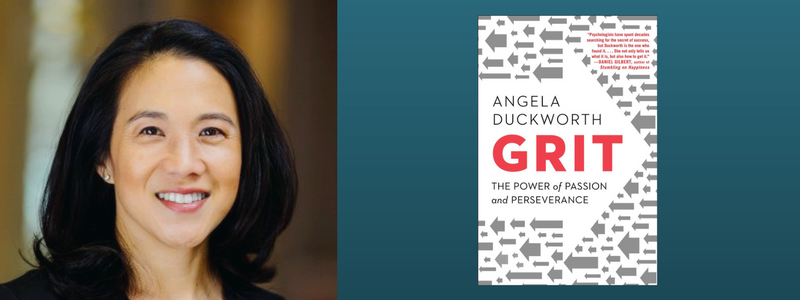 Angela Duckworth On The Power Of Passion And Perseverance
